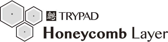 TRYPAD Honeycomb Layer